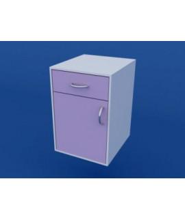 Тумба лабораторная подвесная  ЛТП-0.03-ВТМ   400х450х450
