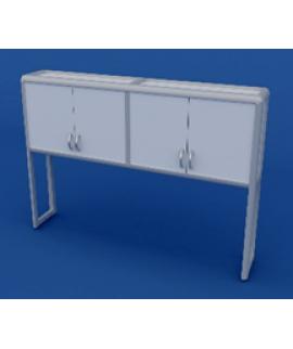 Надставка для стола  АНС-0.2-ВТМ 1600х250х900