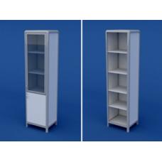 Шкаф для медикаментов АШД-1.02-ВТМ  475х400х1800