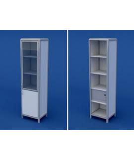 Шкаф для медикаментов АШД-1.03-ВТМ  475х400х1800