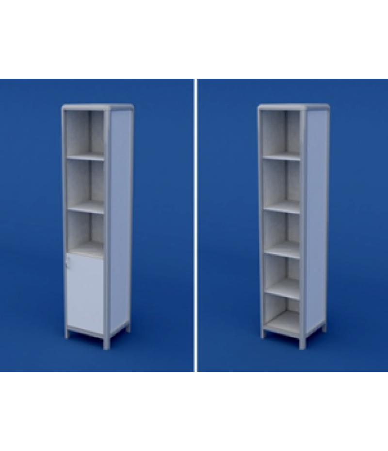 Шкаф для документации АШД-1.04-ВТМ  400х400х1800