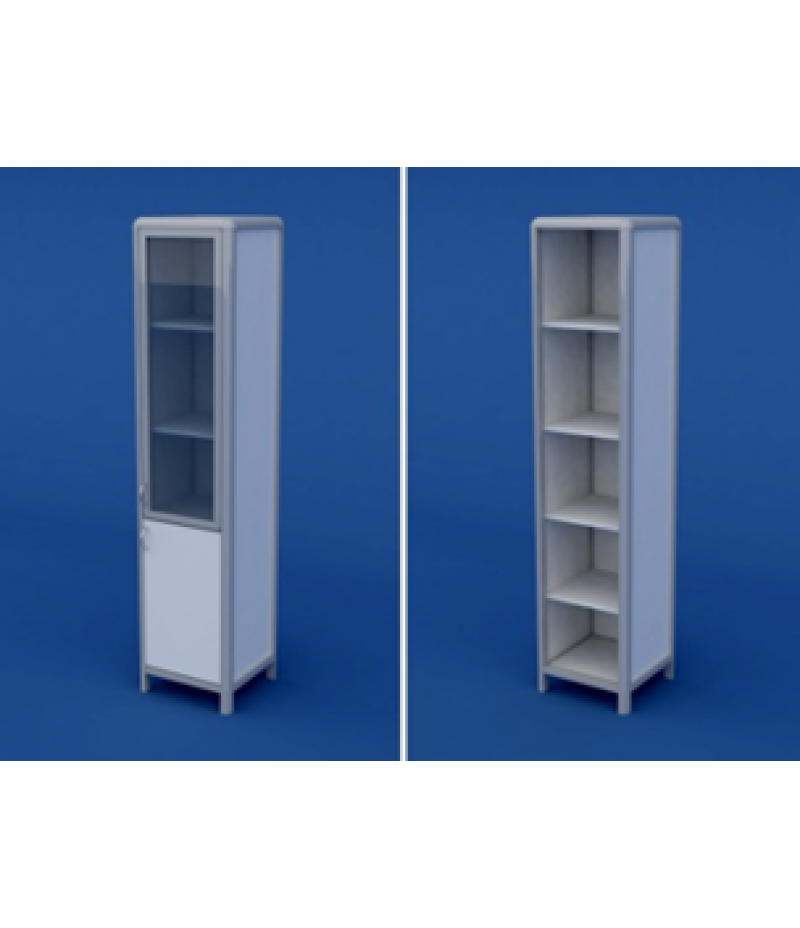 Шкаф для документации АШД-1.06-ВТМ  400х400х1800