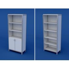 Шкаф для документации АШД-2.02-ВТМ  800х400х1800