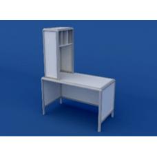 Стол лабораторный для приема проб АСЛ-0.18-ВТМ