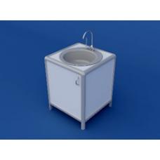 Стол под мойку АСМ-0.1-ВТМ  635х620х850