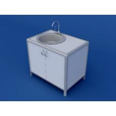 Стол под мойку АСМ-0.2-ВТМ  935х620х850