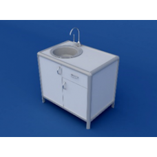 Стол под мойку АСМ-0.4-ВТМ