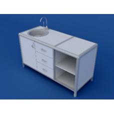 Стол под мойку АСМ-0.6-ВТМ