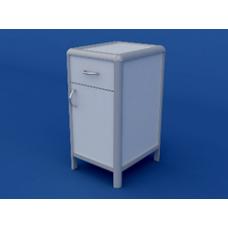Тумба для медлабораторий АТЛ-0.02-ВТМ  400х500х850