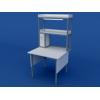 Стол лабораторный пристенный физический низкий  ЛСФ-0.02-ВТМ