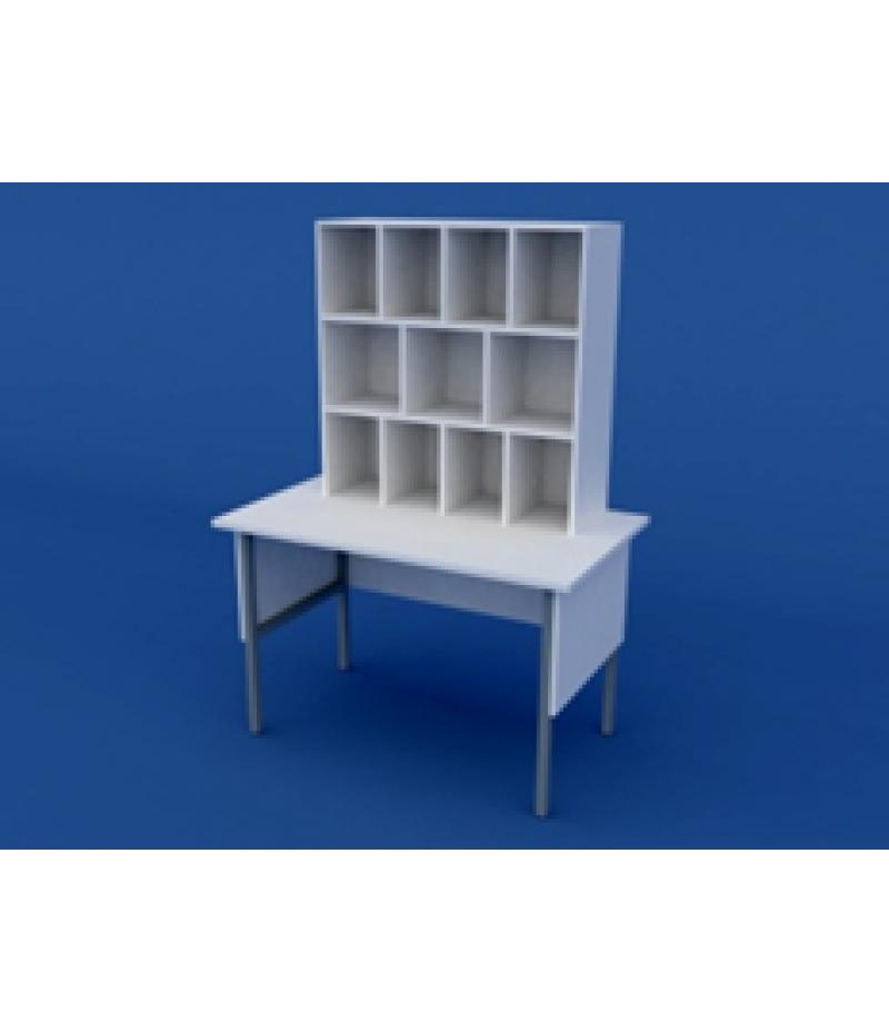 Стол для микроскопирования ЛСХ-0.07-ВТМ   1200х700х750 (1800)
