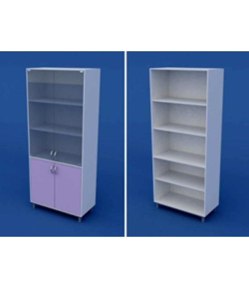 Шкаф для лабораторной посуды ЛШП-0.01-ВТМ  800х400х1800
