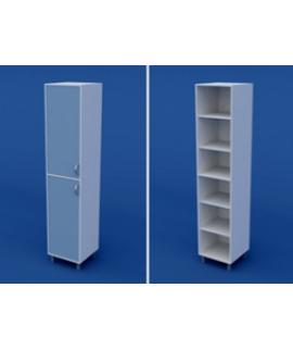 Шкаф для хранения химических реактивов ЛШП-0.03-ВТМ  400х400х1800
