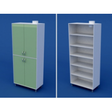 Шкаф для хранения химических реактивов ЛШП-0.04-ВТМ  800х400х1800