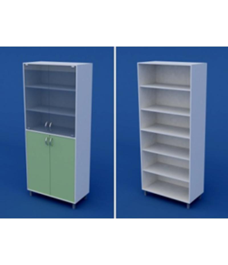 Шкаф лабораторный для химпосуды ЛШП-0.06-ВТМ