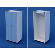 Лабораторный шкаф для дезинфекции одежды ЛШП-0.07-ВТМ  800х550х1800