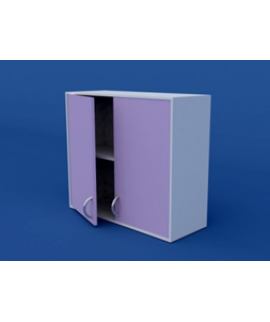 Шкаф навесной, распашные двери ЛШП-0.14-ВТМ  800х300х700
