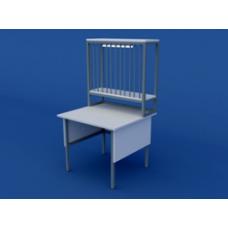 Стол титровальный высокий ЛСТ-0.04-ВТМ  900х850х900/1500