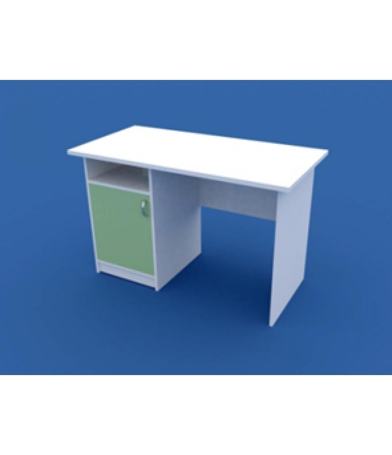 Стол для кабинета врача однотумбовый  МС-1.01-ВТМ  1200х600х750