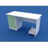 Стол для кабинета врача однотумбовый  МС-1.03-ВТМ