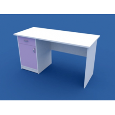 Стол для кабинета врача однотумбовый  МС-1.05-ВТМ