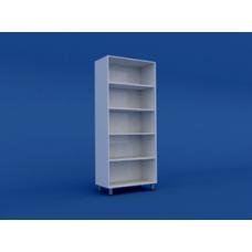 Шкаф-стеллаж для кабинета врача  МШ-2.09-ВТМ   800х400х1800
