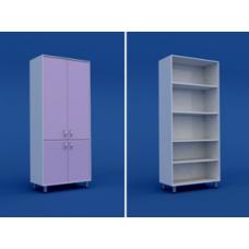 Шкаф для кабинета врача  МШ-2.10-ВТМ  800х400х1800