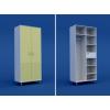 Шкаф для старшей медсестры с трейзером двухстворчатый  МШ-2.11-ВТМ