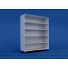 Шкаф-стеллаж для расходных материалов МШ-2.12-ВТМ