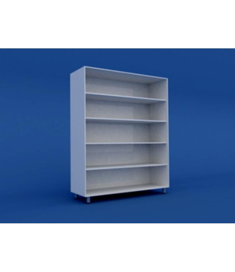 Шкаф-стеллаж для расходных материалов МШ-2.12-ВТМ  1500х500х1800