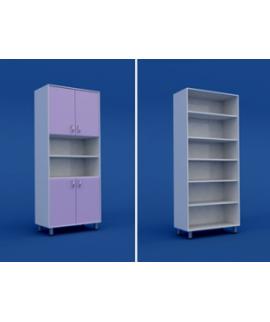 Шкаф для документов  МШ-3.02-ВТМ  800х400х1800