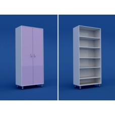 Шкаф для белья МШ-3.03-ВТМ  800х400х1800
