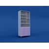 Шкаф для хранения рентгеновских снимков МШ-3.04-ВТМ