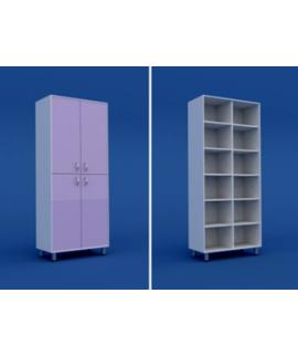 Шкаф материальный МШ-3.05-ВТМ   800х400х1800