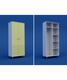 Шкаф хозяйственный МШ-3.06-ВТМ   800x550x1800