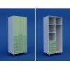 Шкаф для одежды  МШ-2.26-ВТМ