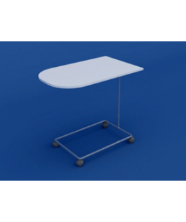 Подкатной столик медицинский МТП-1.14-ВТМ 600х400х750