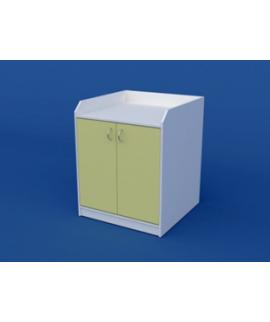 Стол пеленальный МТ-1.07-ВТМ  800х800х1000