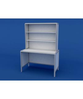 Стол для медлабораторий (для физических исследований) АСЛ-0.09-ВТМ  1200х600х1700