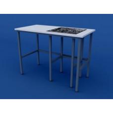 Стол для весов (комбинированный) ЛСВ-0.02-ВТМ  1200х600х900