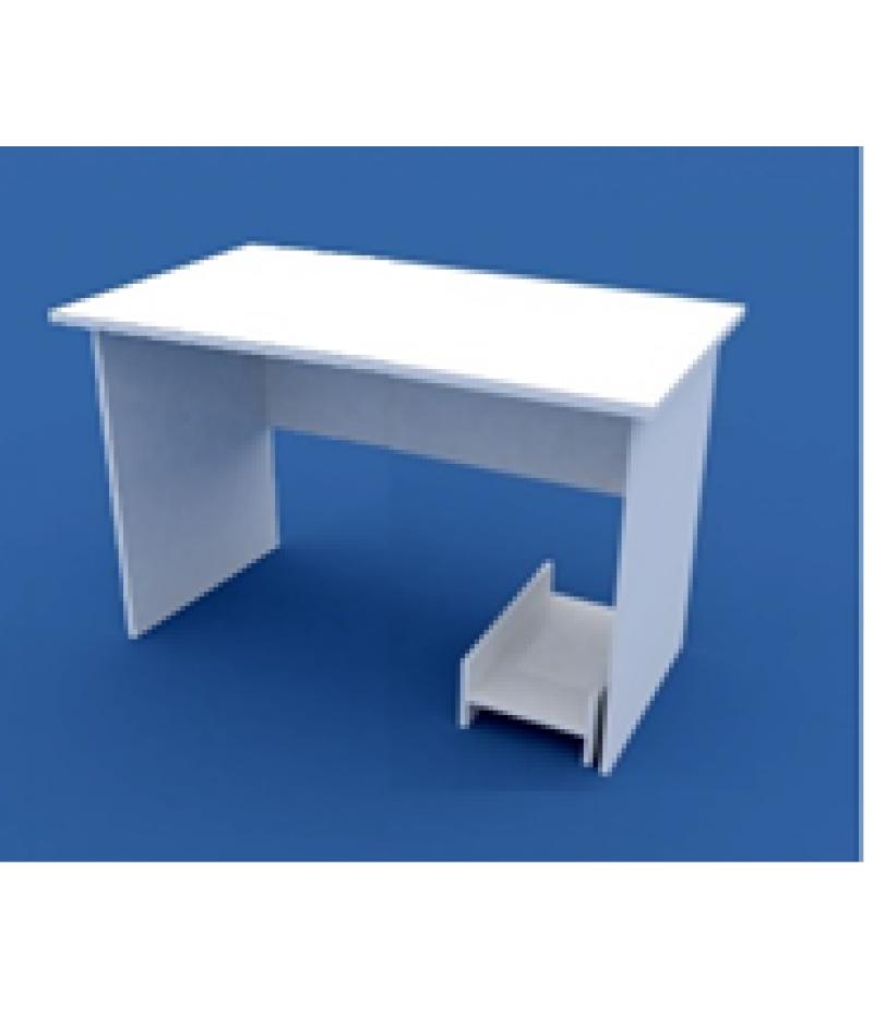 Стол врача без тумбы  МС-0.04-ВТМ 1400х600х750
