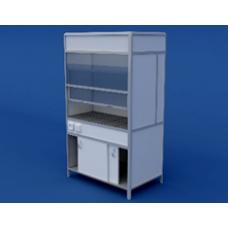 Шкаф вытяжной(керамическая столешница) ЛШВ-0.02-ВТМ